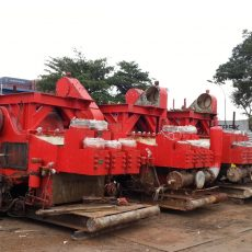 Oilwell A1700 PT Mud Pump