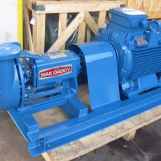 Mak Daddy Centrifugal Pump