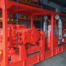 Halliburton  HT400 Pump