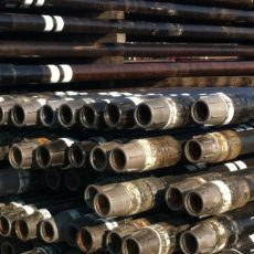 """4"""" Drill Pipes"""