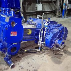 Gardner Denver Triplex Pump Model GD 1250